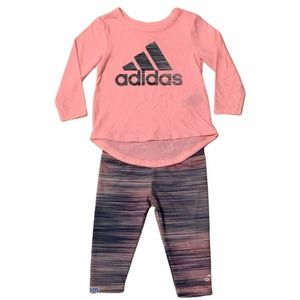 Baby girl Adidas outfit